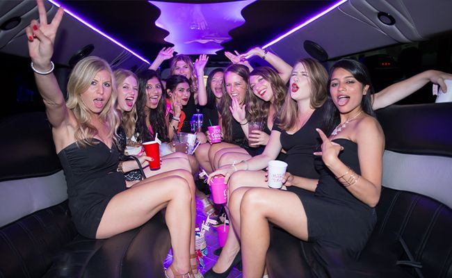 The Best City For Party Buses in Tennessee